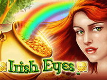 Онлайн слот Ирландские Глаза
