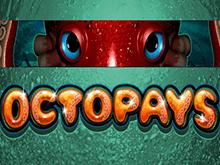 Бесплатный игровой автомат Осьминог