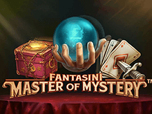 Игровой слот Фантазини: Мастер Мистерий