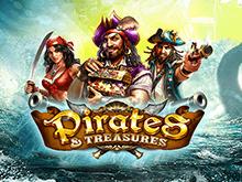 Бесплатный игровой автомат Сокровища Пиратов