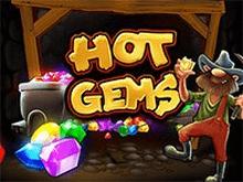 Игровой автомат онлайн Горячие Самоцветы