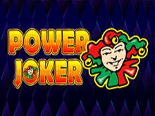 Играть в слот Мощный Джокер